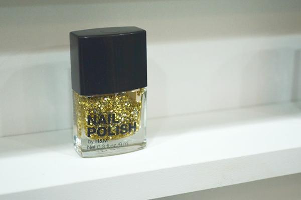 Unha Carioca Nail Bar - H&M Stay Golden