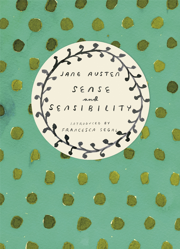 Sense and Sensibility, by Leanne Shapton