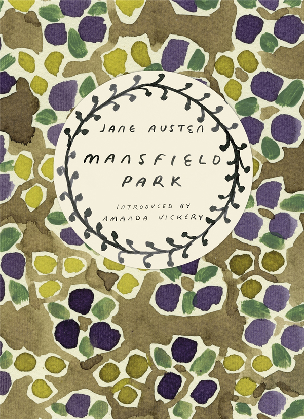 Mansfield Park, by Leanne Shapton
