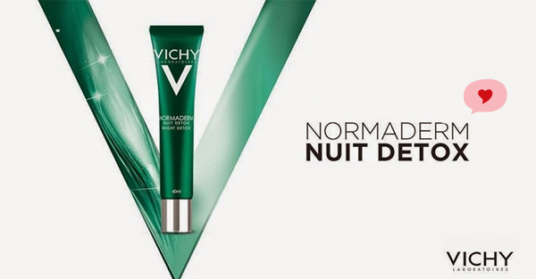 Normaderm Nuit Detox