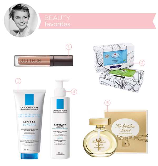 Beauty favorites - september 2014