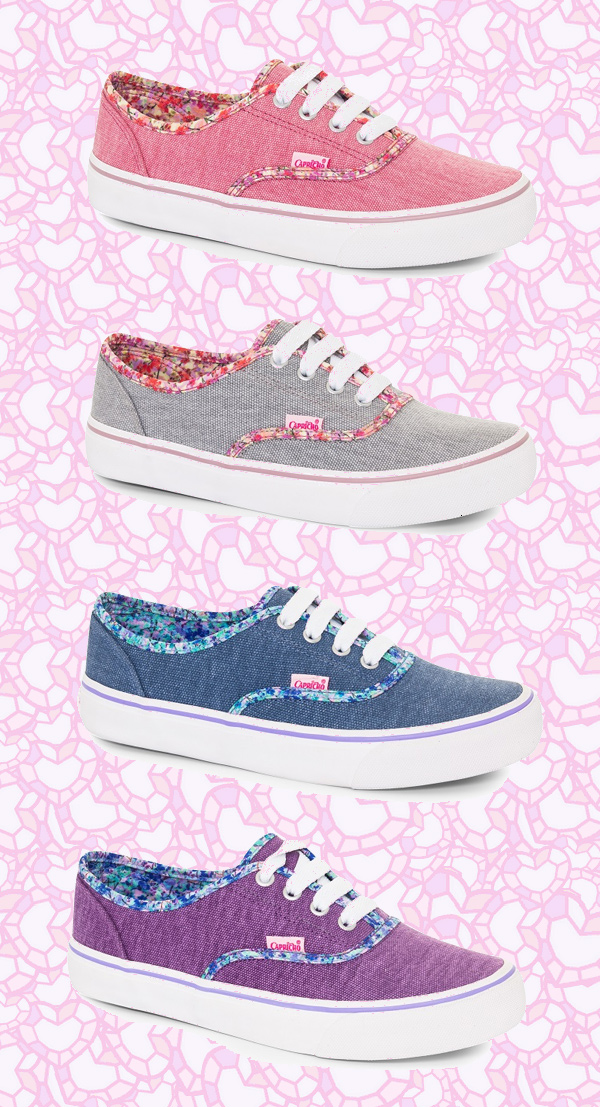 Capricho Shoes: Lanai Stoned