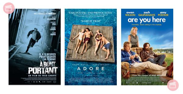Os três últimos... filmes