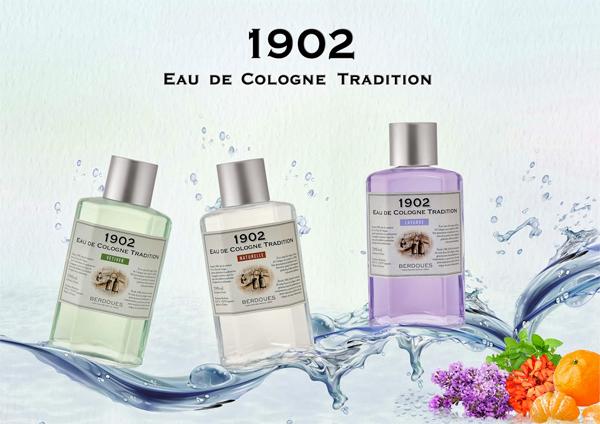 1902 Eau de Cologne Tradition
