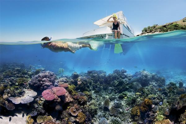 Austrália - Grande Barreira de Corais