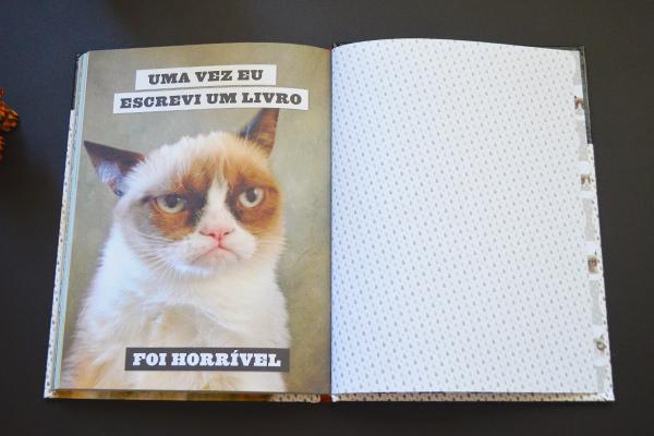 Grumpy Cat - Um Livro Azedo