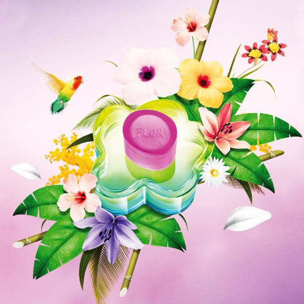Tropical Flor by Agatha Ruiz de la Prada