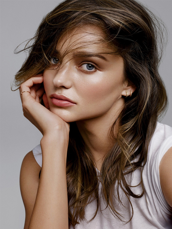 Miranda Kerr for Glamour US - Love your Lips