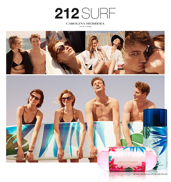 Carolina Herrera 212 Surf