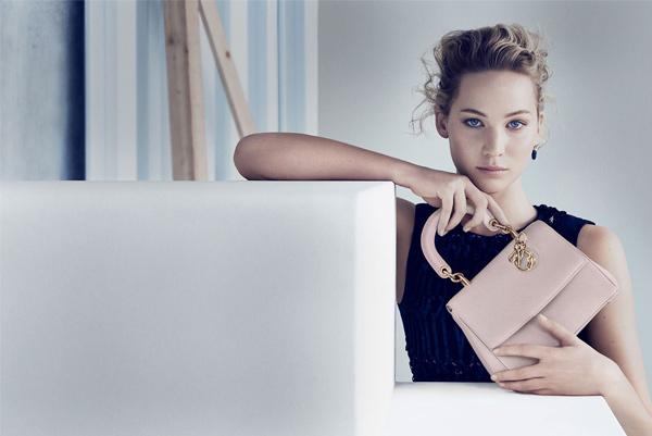 Jennifer Lawrence for Be Dior Spring 2015
