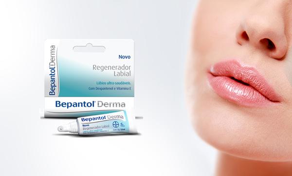 Bepantol Derma Regenerador Labial
