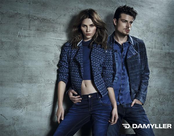 Damyller Jeans Inverno 2015