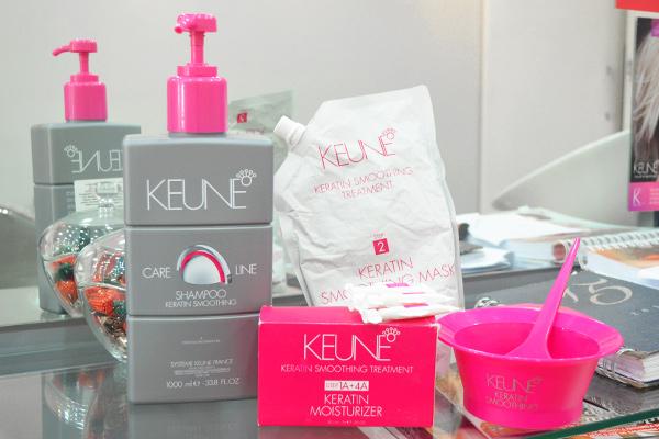 Tratamento K3 Keune - Edy Clemente Ateliê