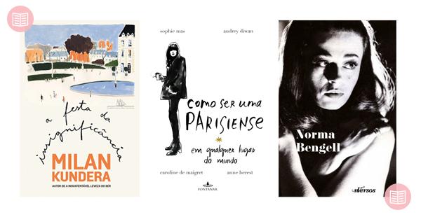 Os três últimos livros
