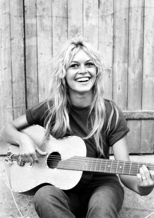 Brigitte Bardot by Willy Rizzo