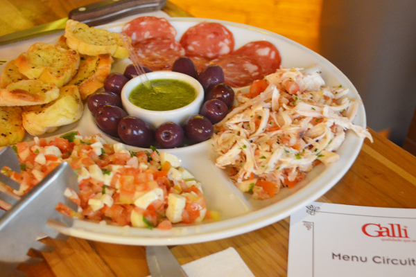 Restaurante Galli - Via Parque