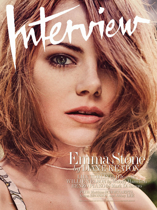 Emma Stone - Interview Magazine