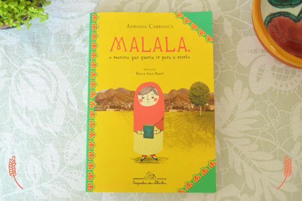 Malala - a menina que queria ir a escola