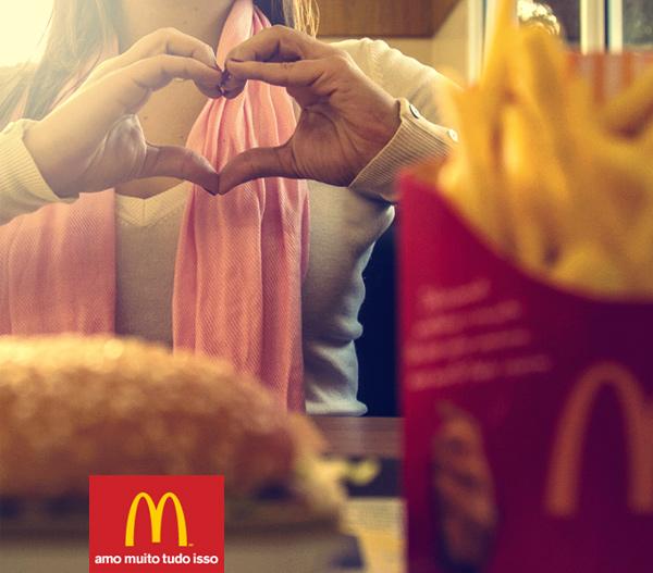 McDonald's - amo muito tudo isso