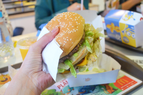 McDonald's - Grand Big Mac