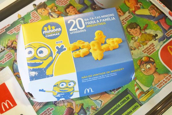 McDonald's - Ba-ta-tas Minions