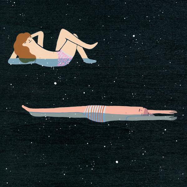 Laura Berger - Space Bath
