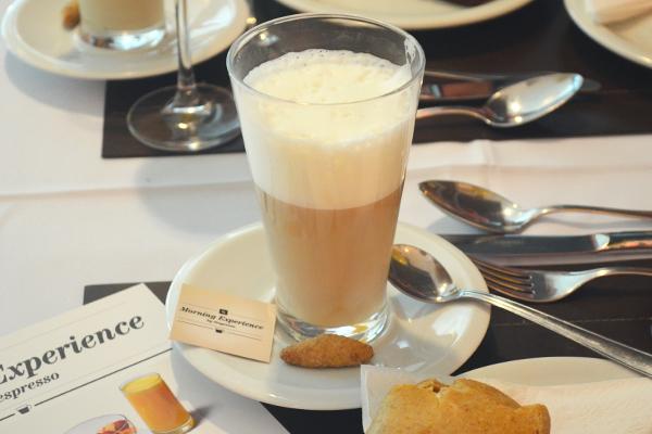 Morning Experience by Nespresso: Nostro Ristorante & Caffé