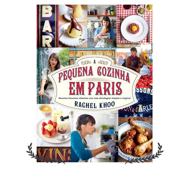 A Pequena Cozinha em Paris, por Rachel Khoo