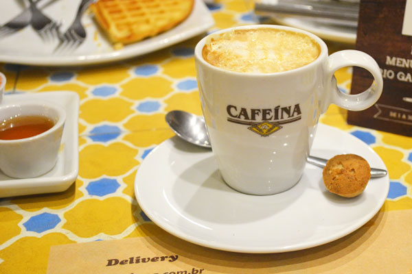 Cafeína - Brunch 15-anos