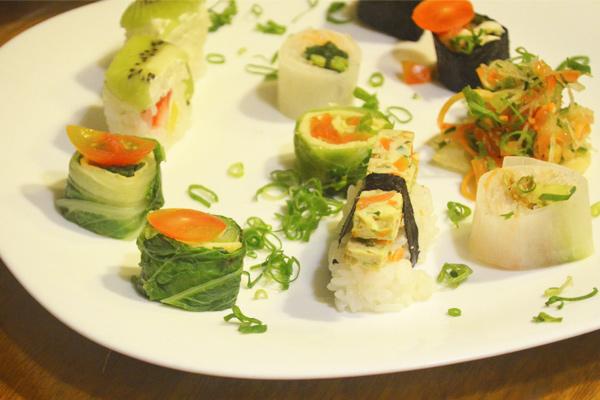 Lapamaki - Rodízio Japonês Vegetariano e Vegano ∴ BLOG Não Me Mande Flores