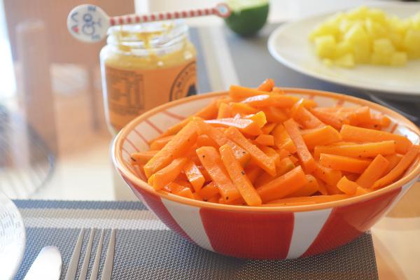 Receita: Cenouras na Manteiga | BLOG Não Me Mande Flores