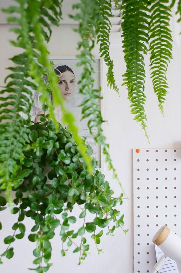 Espaços criativos: Tiffany Grant-Riley