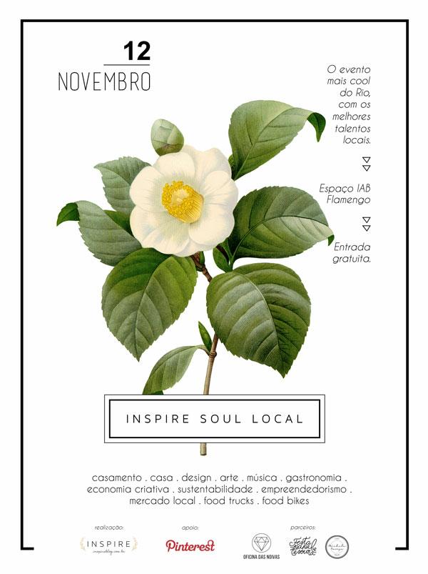 Inspire Soul Local - convite