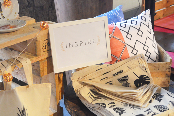 Inspire Soul Local - Inspire Pop Up Store | Blog Não Me Mande Flores