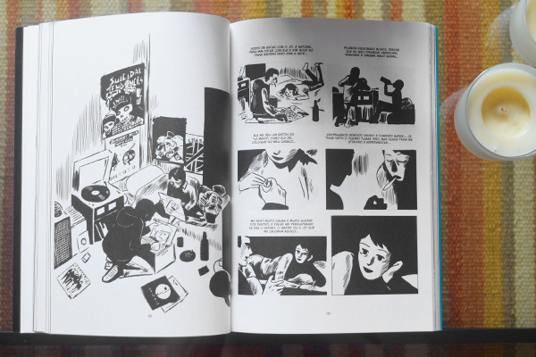 O Muro - Graphic Novel, por Céline Fraipont e Pierre Bailly | Blog Não Me Mande Flores