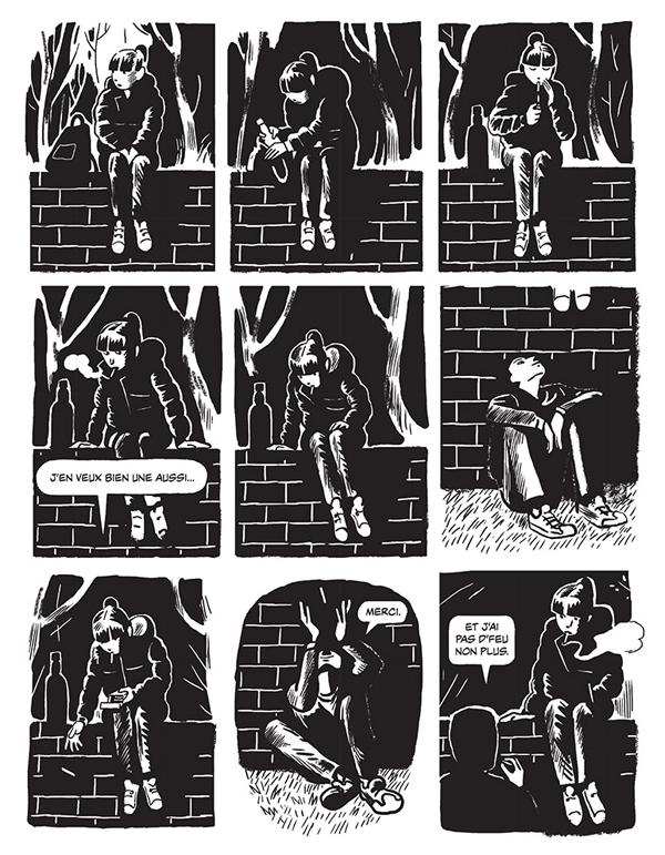 O Muro/ Le Muret - Graphic Novel, por Céline Fraipont e Pierre Bailly | Blog Não Me Mande Flores