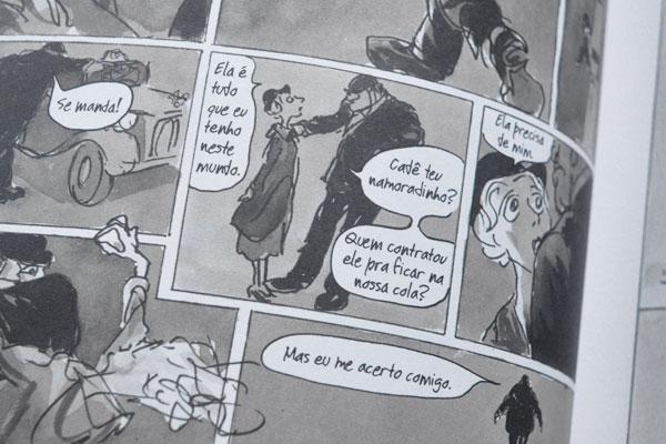 Mate Minha Mãe - Graphic Novel escrita por Jules Feiffer | Companhia das Letras | Blog Não Me Mande Flores