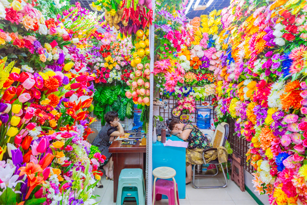 Yiwu Commodity City: fotografias de Richard John Seymour | blog Não Me Mande Flores