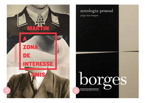 Mini-resenhas dos livros: A Zona de Interesse e Antologia Pessoal | Blog Não Me Mande Flores
