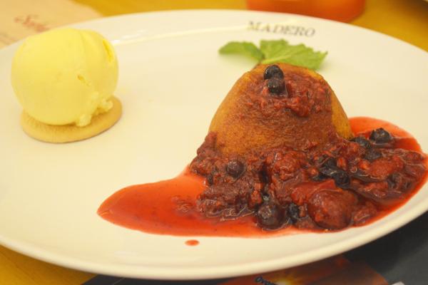 Madero Steak House | Restaurante | Petit Gâteau de Doce de Leite | blog Não Me Mande Flores