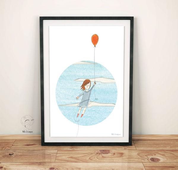 Milla Scramignon - ilustração e aquarela | blog Não Me Mande Flores