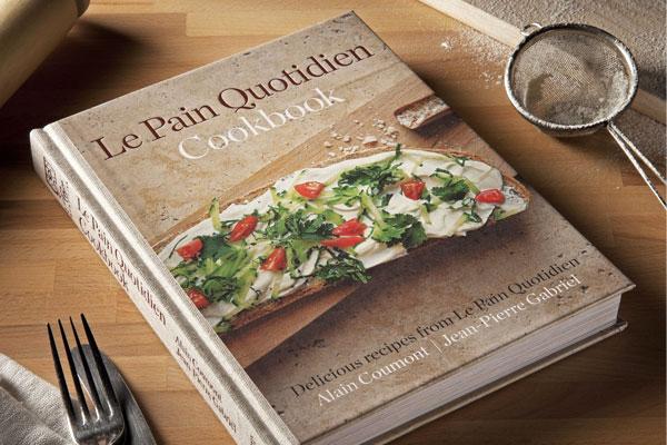 Le Pain Quotidien - O Livro de Receitas | resenha | blog Não Me Mande Flores