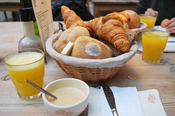Le Pain Quotidien - Café da Manhã | Avenue Louise | blog Não Me Mande Flores