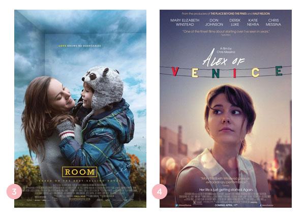 Mini-resenhas dos filmes: O Quarto de Jack e Alex of Venice   blog Não Me Mande Flores