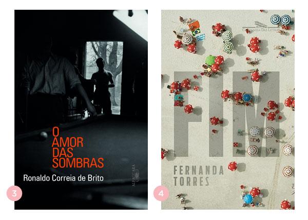 Mini-resenhas dos livros: O Amor das Sombras e Fim