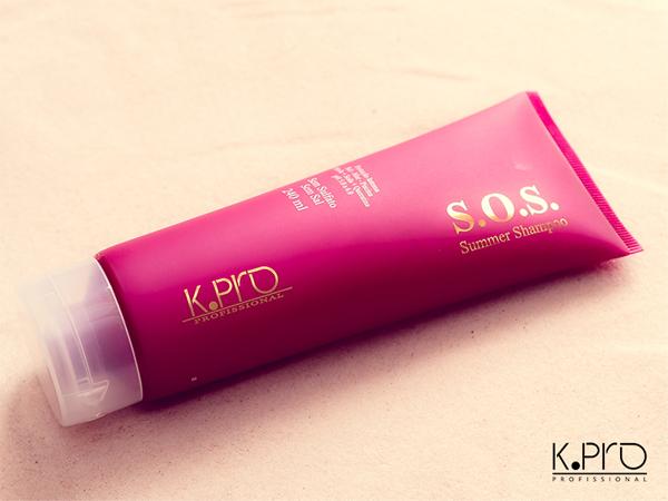 K.PRO S.O.S. Summer | Shampoo Sulfato Free