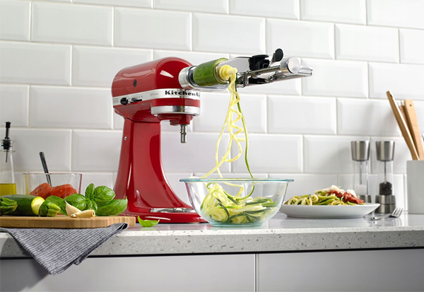 KitchenAid Espiralizador de Frutas e Vegetais