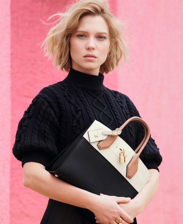 Lea Seydoux para Louis Vuitton - Spirit of Travel S/S 2016