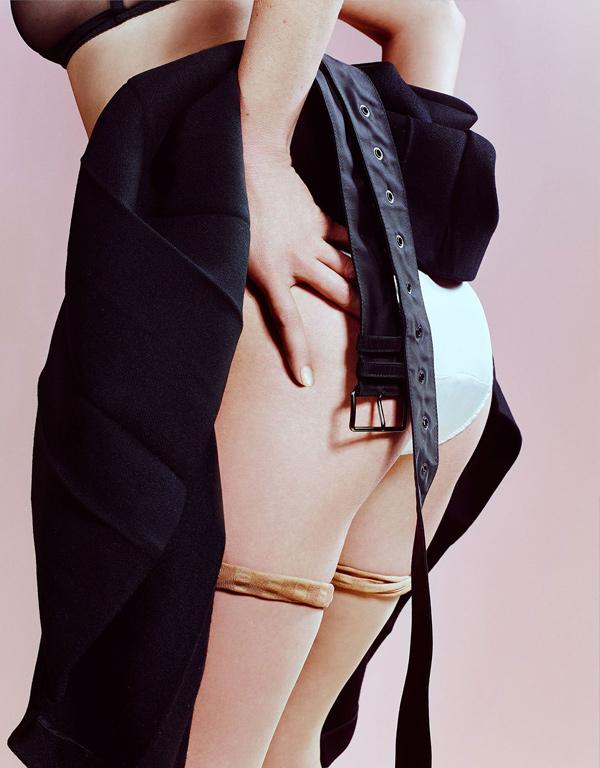 Piece of Kate | Kate Moss, piece by piece, fotografada pelo Craig McDean para a W Magazine (05/2015)