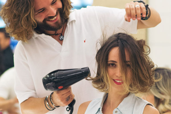 BRONDE com hairstylist Gabriel Duarte | Werner Maison